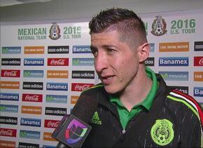 """Alejandro Palacios: """"Esta experiencia con el Tri me ha ayudado para mejo..."""