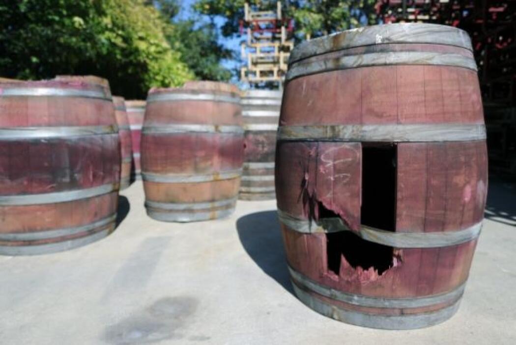 Y por albergar algunas de las más afamadas bodegas vinícolas del país.