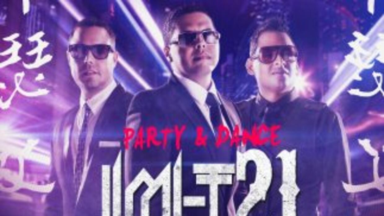 LimiT- 21 lanzó su sencillo 'Sólo busco amor' el cual es un ritmo de mer...