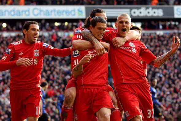 Liverpool se puso 2 a 1 y clasificó para los Octavos de final de la Copa...