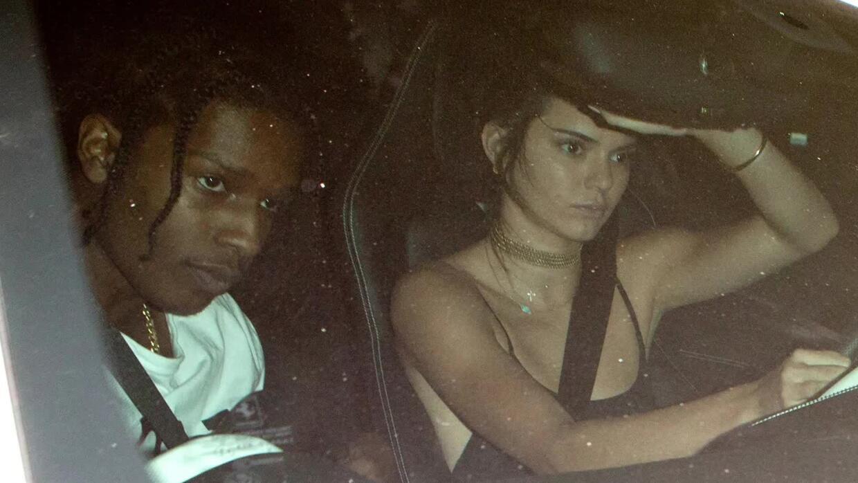 La cita romántica de A$AP Rocky y Kendall Jenner