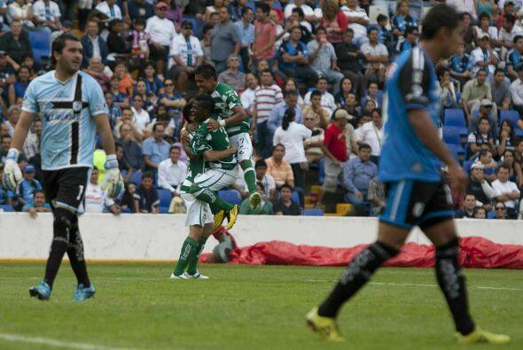 Otro detalle que protagonizó Rodríguez se dio en un partido Querétaro vs...