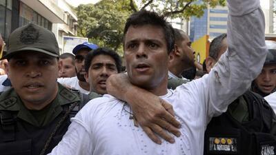 En Venezuela llaman a vigilia en espera de sentencia de Leopoldo López