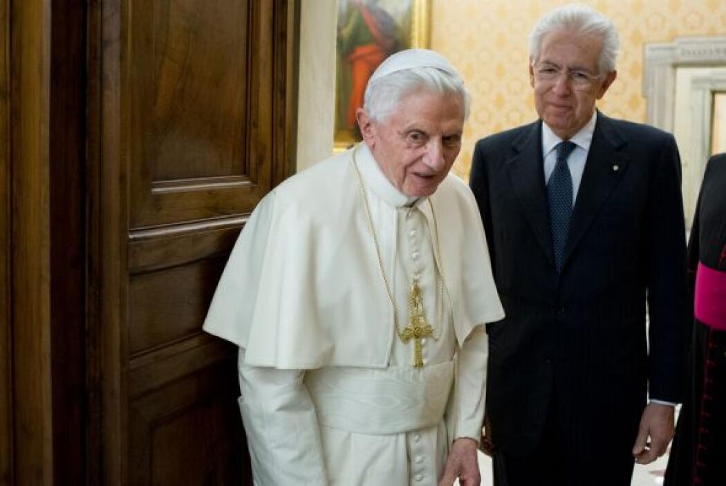 2. ¿Benedicto XVI tiene alguna enfermedad grave en particular?  No, Bene...