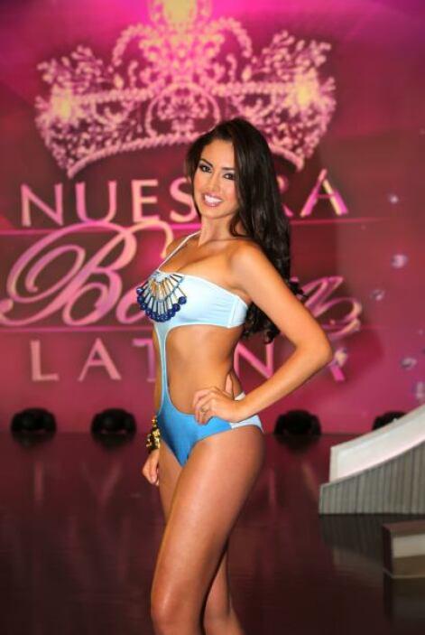 Bárbara Turbay, finalista de NBL 2013