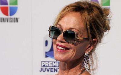 Melanie Griffith le declaró la guerra a Antonio Banderas