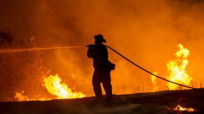 Incendios CA