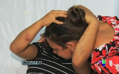 Violación de una joven retrasada mental fue captada en cámara – parte 2