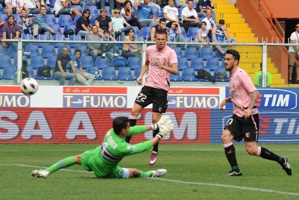 Y evidentemente tuvieron las mejores ocasiones de gol, de las cuales con...