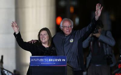 Bernie Sanders ha logrado cautivar a los boricuas, en especial a la juve...