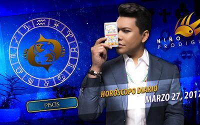 Niño Prodigio - Piscis 27 de marzo, 2017