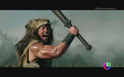 Los estrenos de la semana son encabezados por Hércules