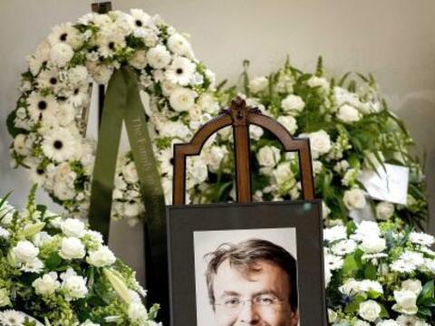 El príncipe Friso de Holanda, que murió el lunes a los 44...