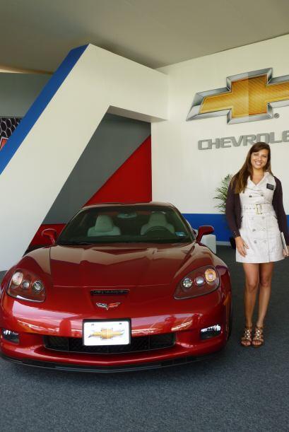 Chevrolet llegó con toda su nueva línea de productos y no podía faltar u...