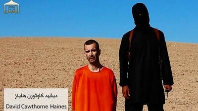 El Estado Islámico revela video de la decapitación David Haines