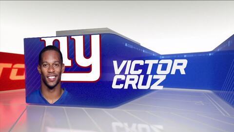 El regreso de Víctor Cruz en la Semana 1