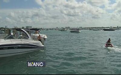 Aprenda a evitar un accidente mientras disfruta en un bote
