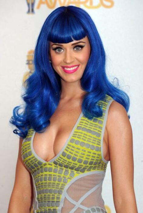 Aunque para nosotros sea una verdadera locura, a Katy le parece muy buen...