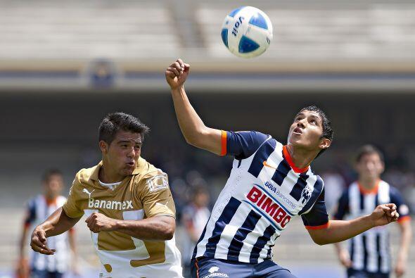En esa misma fecha Pumas recibe a Monterrey, los dos equipos podr&iacute...