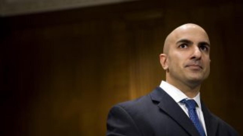 La entrevista con el candidato republicano Neel Kashkari saldrá al aire...
