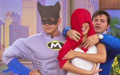 Ana Patricia y William Valdés audicionaron para ser parte de Los Superhé...