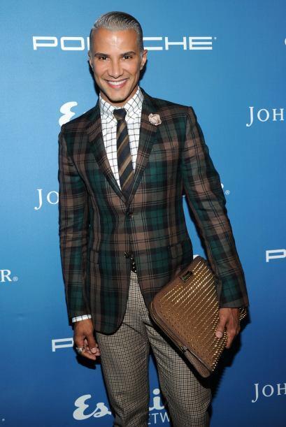 El fotógrafo, maquillista y modelo canadiense Jay Manuel  tambi&e...