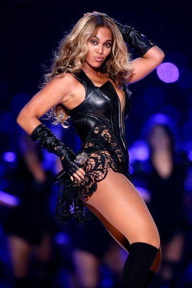 Beyoncé debe gran parte de su popularidad a las esculturales y bien torn...
