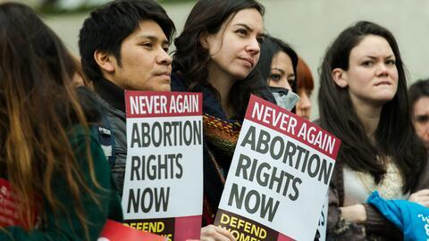 Las peligrosas consecuencias de restringir el acceso al aborto en EEUU