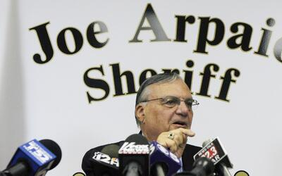 Latinos promueven el voto hispano en contra del alguacil Joe Arpaio