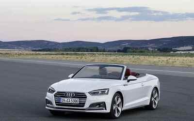 Éste es el nuevo Audi A5 Cabriolet