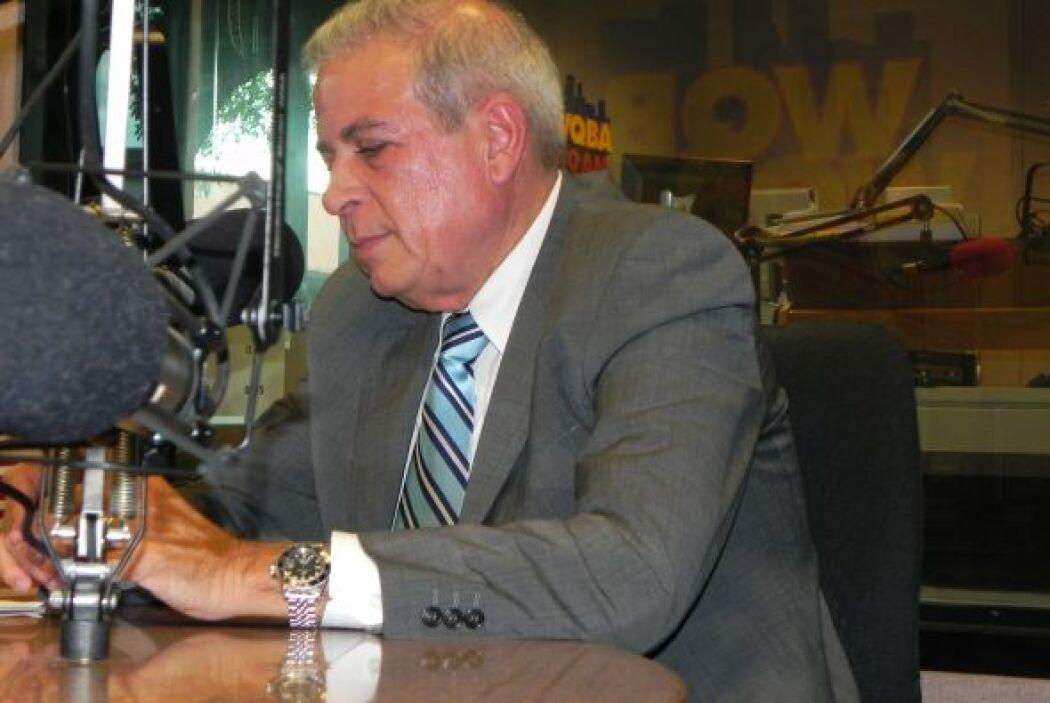 El político de origen cubano Tomás Regalado retuvo la alcaldía de la ciu...