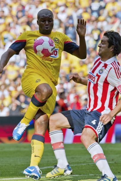 7.- Defensas poco goleadas.-América ha recibido nueve goles y Chi...