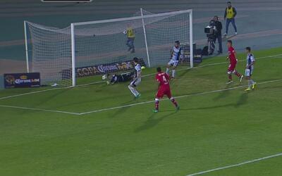 Volpi le arrebata el grito de gol a Paulo Da Silva