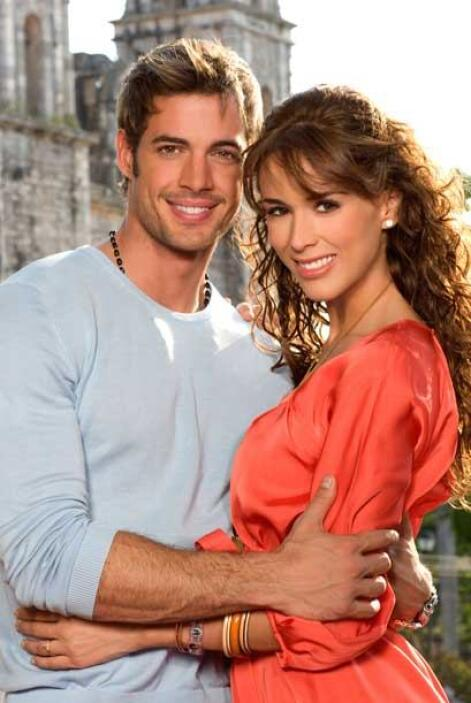 William Levy y Jacqueline Bracamontes también conforman una de las parej...
