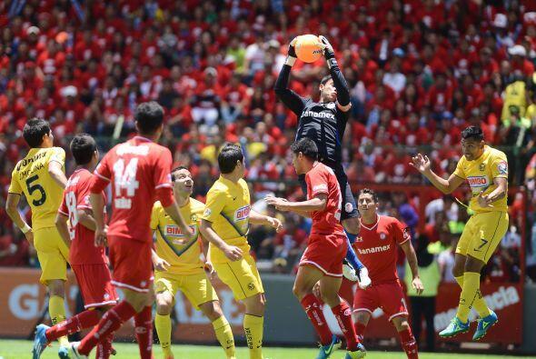 En la Jornada 16 del presente Apertura 2014 ambos equipos disputar&aacut...