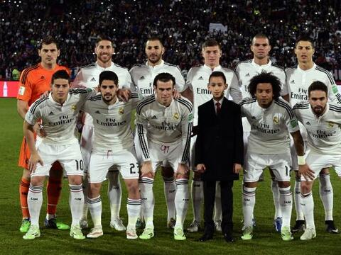 Real Madrid enfrentó a San Lorenzo de Almagro en la final del mun...
