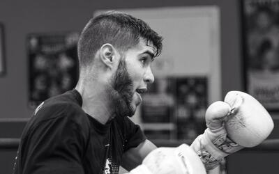 Boxeador Prichard Colón