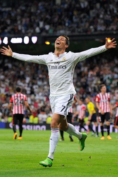 El 5 de octubre el Madrid siguió con su estupenda forma y logró una 'man...