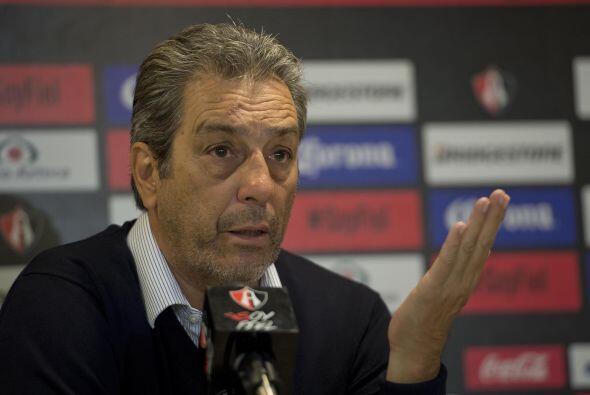 Tomás Boy también criticó a dos entrenadores nacionales en diferentes mo...
