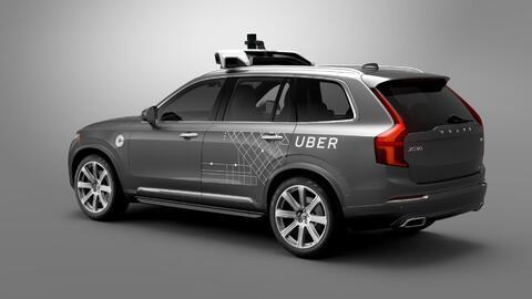 Para finales de este año Uber contará con una flota de Vol...