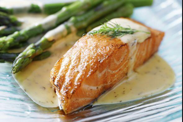Si incorporas salmón a tu dieta tendrás una gran fuente de...