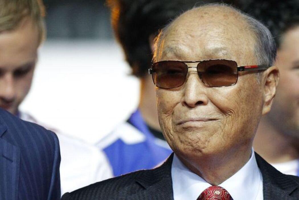 3 de septiembre. Reverendo Sun Myung Moon, 92 años de edad. Autodenomina...
