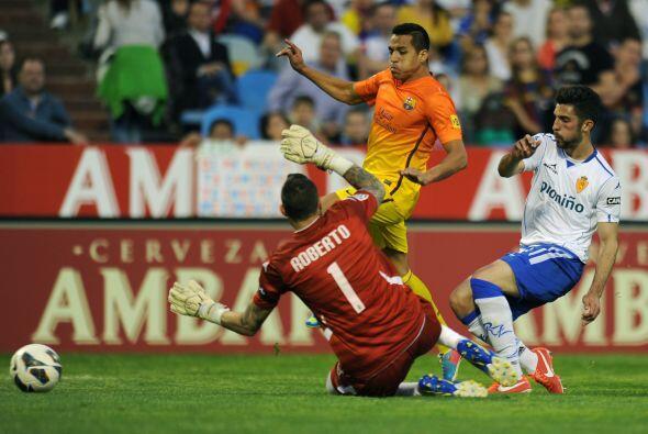 El chileno Alexis Sánchez siguió en su obsesión por...