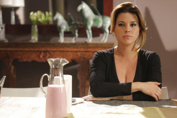 """Alicia Machado es """"La Madame"""", quien se encarga de administrar una casa..."""