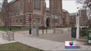 Estudiante que causó el cierre de la Universidad de Chicago lo hizo pres...