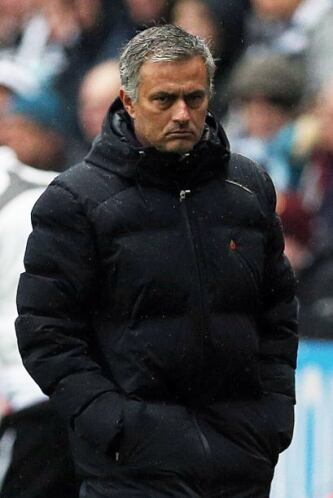 A casa. En Newcastle no fue un buen día para el fútbol del Chelsea ni pa...