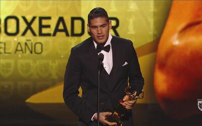 ¡Gilberto Ramírez es el boxeador del año!