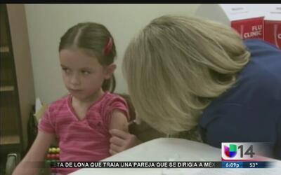 Vacunas obligatorias para el ingreso escolar