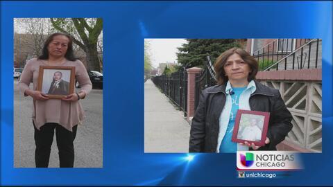 Madres latinas que han perdido a un hijo por la violencia en Chicago dan...