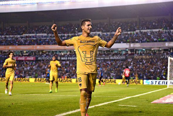 El mejor ataque: Pumas. De la mano de Daniel Ludueña, la UNAM arrancó el...